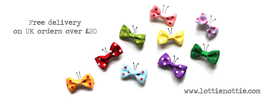 bow butterflies with free delivery