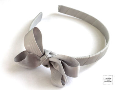 Alice Band Grey