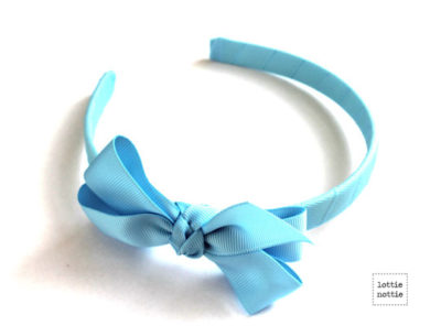 Alice Band Light Blue