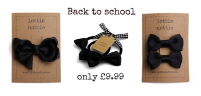 Black back to school bundle
