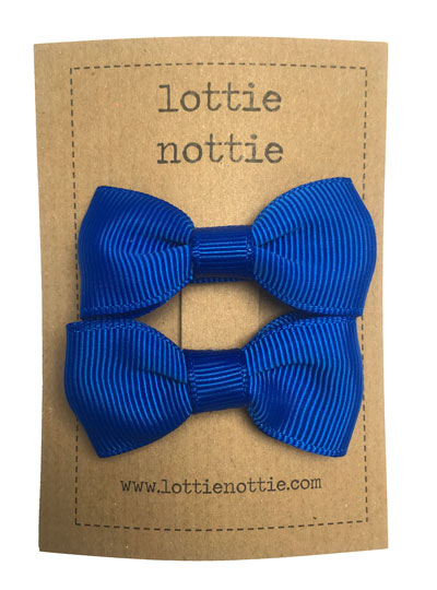 Royal-Blue-Small-Bow-Hair-C